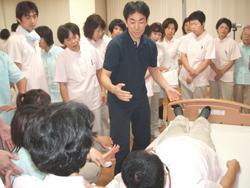 古武術介護講習